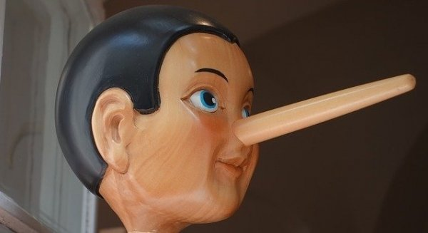 Picture of Pinocchio - The Boy Who Lied