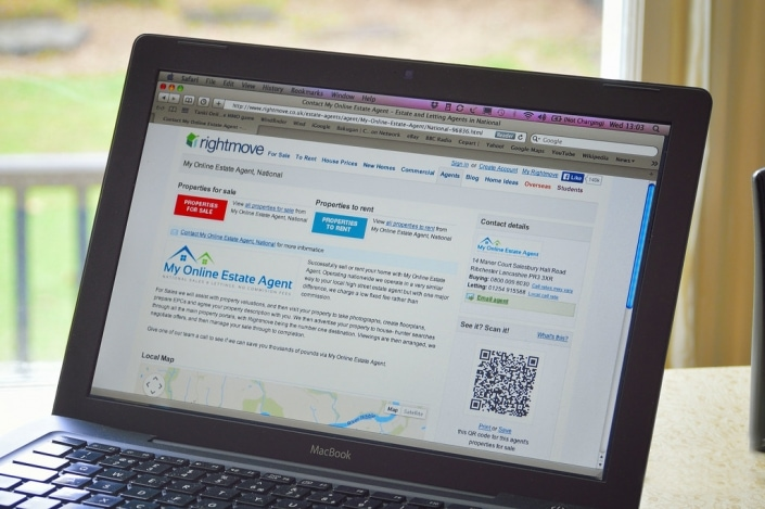 Searching for Tenancy Costs Online