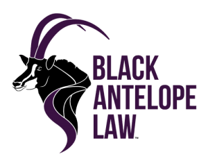 Black Antelope Law Logo