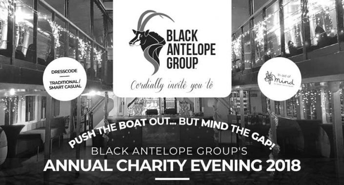 BA Group Boat Charity Event