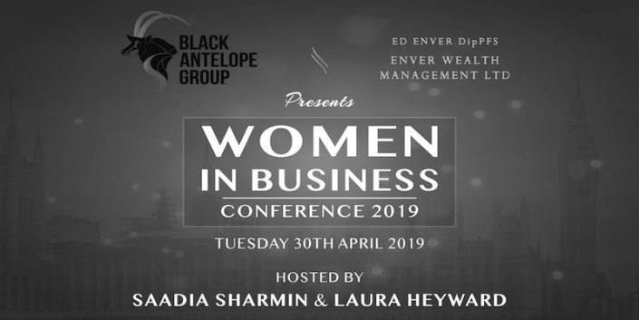 Women In Business Conference 2019 Banner