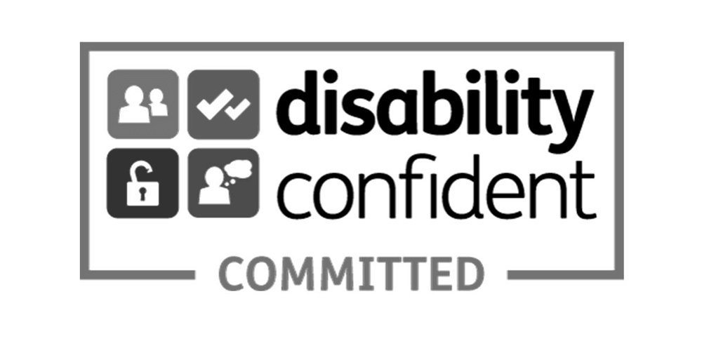 Disability Confident Committed Employer - Black Antelope Group